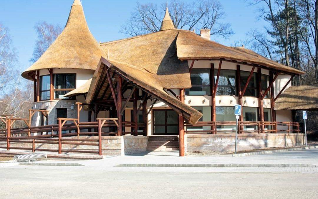 Látogatóközpont a látványtervtől a kész épületig!